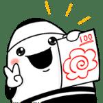 【無料スタンプ】えんぴつの妖精『ピッツ&ピニー』|配布期間は2016年8月28日(月)まで