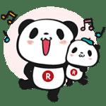 【無料スタンプ】お買いものパンダ|配布期間は2016年8月15日(月)まで