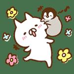 【無料スタンプ】ねこぺん日和×マツキヨコラボスタンプ|配布期間は2017年2月27日(月)まで