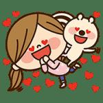 【無料スタンプ】スマイリス×かわいい主婦の1日★第2弾♪|配布期間は2017年3月27日(月)まで