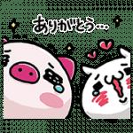 【無料スタンプ】JTB じぇいとん × 嬉しすぎにゃんこ|配布期間は2017年5月8日(月)まで