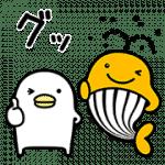 【無料スタンプ】宝くじクーちゃん×うるせぇトリ|配布期間は2017年6月5日(月)まで