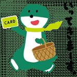 【無料スタンプ】三井住友銀行 ミドすけ 配布期間は2017年10月1日(日)まで