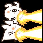 【無料スタンプ】山田まぽん×ジョブーブ|配布期間は2017年10月9日(月)まで