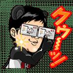 【無料スタンプ】楽天カードマン|配布期間は2017年10月9日(月)まで