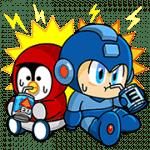 【無料スタンプ】LINE レンジャー×ロックマンスタンプ|配布期間は2017年11月30日(木)まで