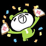【無料スタンプ】ラネットくんスタンプ第2弾♪|配布期間は2018年4月3日(火)まで