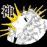 【無料スタンプ】ユニクロ×ベルサイユのばらコラボスタンプ|配布期間は2018年5月14日(月)まで