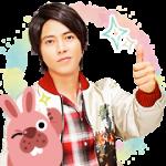 【無料スタンプ】LINE ポコパンタウン×山下智久さん|配布期間は2018年5月30日(水)まで