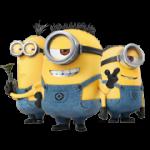 【無料スタンプ】ミニオン・パーク 野望完成記念スタンプ|配布期間は2018年7月23日(月)まで