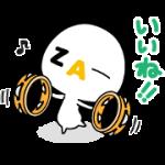 【無料スタンプ】わたしの見たい!!ざっくぅ 1|配布期間は2018年8月6日(月)まで