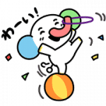 【無料スタンプ】JCBの「じぇいくん」第2弾|配布期間は2018年10月18日(月)まで