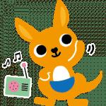 【無料スタンプ】かんぽくん|配布期間は2018年9月10日(月)まで