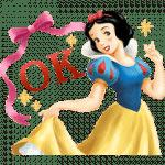 【限定スタンプ】【イベント】白雪姫