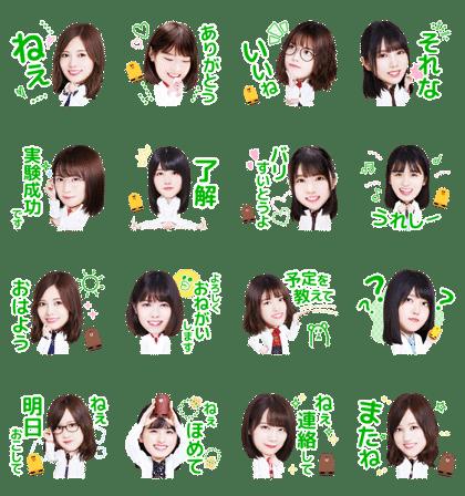 LINE Clova実験室×乃木坂46