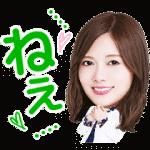 【無料スタンプ】LINE Clova実験室×乃木坂46|配布期間は2018年10月27日(土)まで