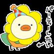オリコトリ☆スタンプ第3弾♪