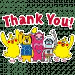【無料スタンプ】ポインコ×星プロ コラボLINEスタンプ|配布期間は2019年2月13日(水)まで