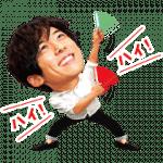 【無料スタンプ】氷結®×高橋一生スタンプ【ノリノリ編】|配布期間は2019年2月24日(日)まで