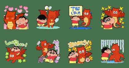 バブル2×クレヨンしんちゃんコラボ!