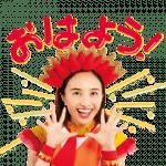 【無料スタンプ】LINE ポコポコ × ももくろちゃんZ|配布期間は2019年2月19日(火)まで