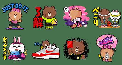 NIKE☆BROWN&FRIENDS