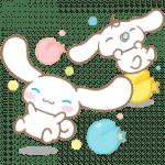 【無料スタンプ】LINE POP2 & シナモロール|配布期間は2019年3月17日(日)まで