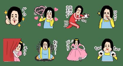 LINEチケットステージ × ナオコ