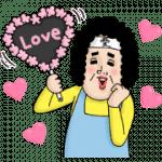 【無料スタンプ】LINEチケットステージ × ナオコ|配布期間は2019年5月29日(水)まで