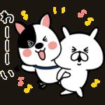 【無料スタンプ】家族や友達と使おう☆ゆるうさぎ×進研ゼミ|配布期間は2019年7月1日(月)まで