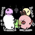【無料スタンプ】ポコパンタウン×自分ツッコミくま|配布期間は2019年7月19日(水)まで