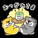 【無料スタンプ】しばんばん|配布期間は2019年7月24日(水)まで