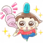 【無料スタンプ】LINE パズル タンタン×おじゃる丸|配布期間は2019年7月22日(月)まで
