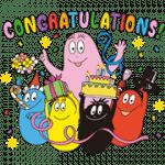 【無料スタンプ】バブル2 × バーバパパ コラボ!|配布期間は2019年8月13日(火)まで