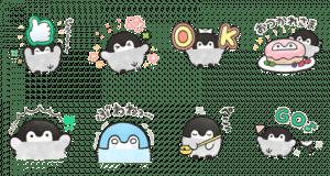 コウペンちゃん×SHOPPING GO