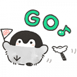 【無料スタンプ】コウペンちゃん×SHOPPING GO|配布期間は2019年10月30日(木)まで