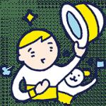 【無料スタンプ】みんなの防災スタンプ|配布期間は2019年12月25日(水)まで