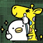 【無料スタンプ】ナナコ×うるせぇトリ|配布期間は2019年12月30日(月)まで
