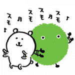 【無料スタンプ】SUUMO×自分ツッコミくま|配布期間は2020年3月16日(月)まで