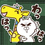 ナナコ×目ヂカラ☆にゃんこ