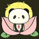 【無料スタンプ】動く!お買いものパンダ|配布期間は2020年3月23日(月)まで