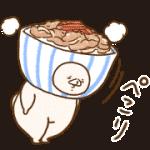 【無料スタンプ】LINEポケオ × ともだちはくま|配布期間は2020年4月1日(水)まで