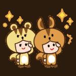 【無料スタンプ】リック&スー|配布期間は2020年6月16日(火)まで