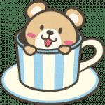【無料スタンプ】チェッくま★トヨタホーム|配布期間は2020年5月4日(月)まで