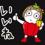 【無料スタンプ】はな子。×ライザップ|配布期間は2020年7月13日(月)まで