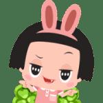 【無料スタンプ】LINEポコポコ チコちゃん登場記念|配布期間は2020年12月14日(月)まで