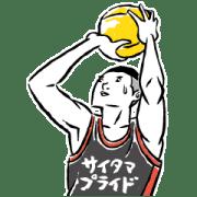 【無料スタンプ】SAITAMA PRIDE スタンプ|配布期間は2021年3月30日(火)まで