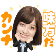 「洋服の青山」橋本環奈さんフレッシャーズ