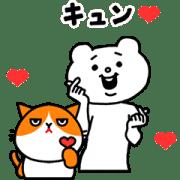 【無料スタンプ】ベタックマ×ふてニャン|配布期間は2021年3月22日(月)まで