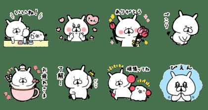 ゆるうさぎ × lacore